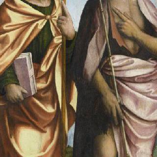 성년자 성 자크와 성 요한 밥티스트