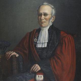르콕 드 케르느벵의 초상