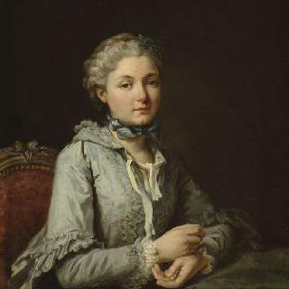 유아 길메트 드 로스니비넨 드 피레의 초상