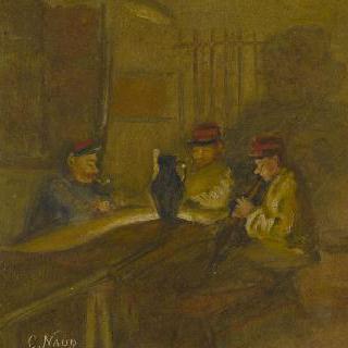 1897년 툴, 제160 전선의 철야