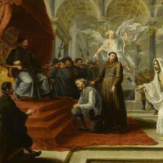 살인자로 낙인찍힌 아버지의 무죄를 밝히기 위해 무덤을 나서는 성 앙투안 파두