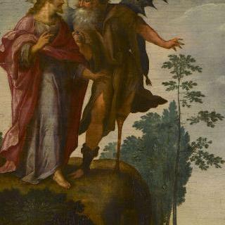 그리스도가 받은 사탄의 유혹