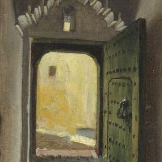 유태인 가옥의 문, 성채, 탕헤르