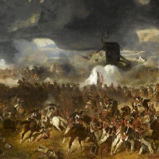 1815년 6월 18일 워털루 전쟁