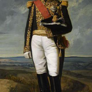 아쉴, 바라게이 딜리에르 사령관 백작, 1854년 제정 사령관