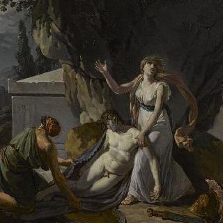 탕크레드의 죽음