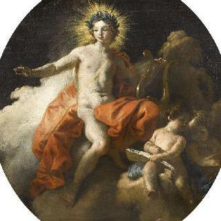 아폴론과 사랑의 신들