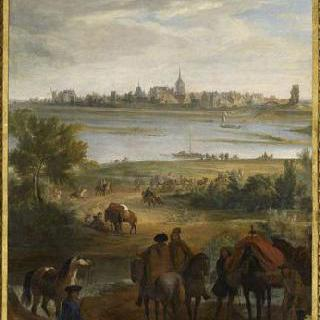 스네프의 점령과 도시