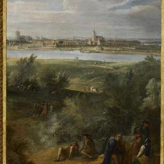 에르 점령과 도시