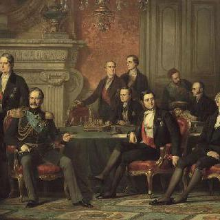 1856년 2월 15일부터 3월 30일까지의 파리 의회
