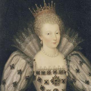 루이즈 마르그리트 드 로렌, 귀즈 마드무아젤, 1604년 콩티 공주