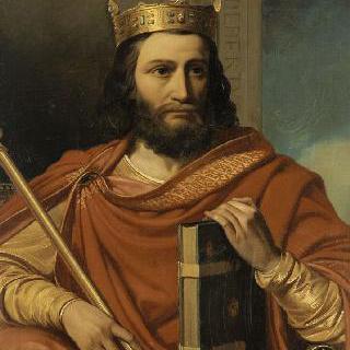 쉴더베르트 1세, 프랑크족의 왕 (558년 사망)