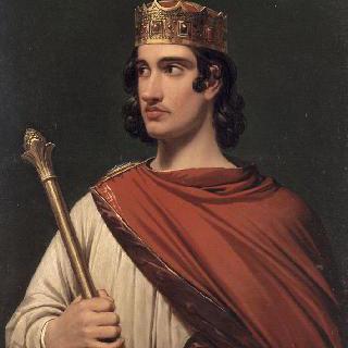 로테르 954년 프랑스 왕