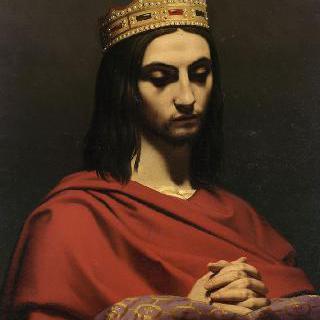 클로비스 2세, 오스트라시 왕, 느스트리 왕과 부르고뉴 왕 (656년 사망)