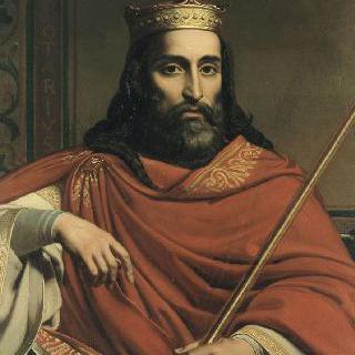 클로테르 1세, 프랑크족의 왕