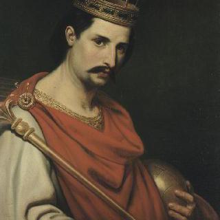 샤를 2세 서로마 제국의 황제