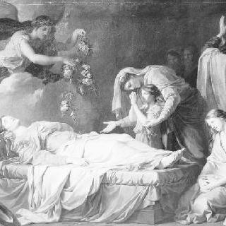 성모의 죽음