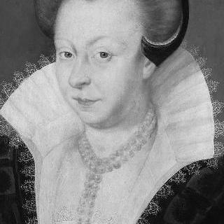 안 드 도우, 슈베르니 백작 부인 (1584년 사망)