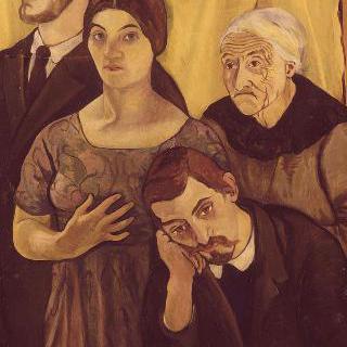 가족 초상