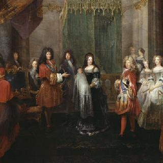 1682년 8월 6일 루이 드 프랑스의 탄생, 부르고뉴 공작