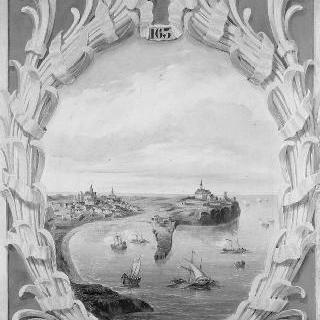 1694년 6월 노애일 사령관의 팔라모의 탈환