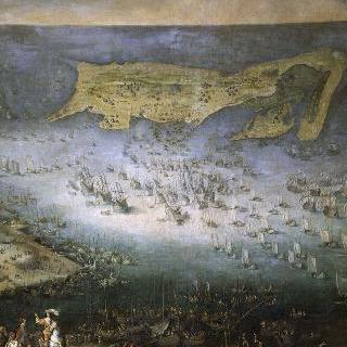 1625년 레 섬의 성 마탱 요새의 점령