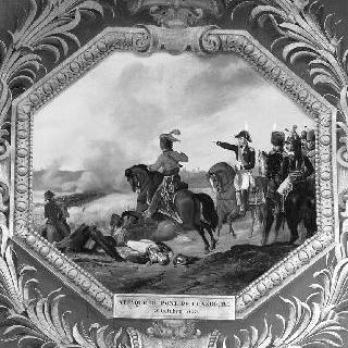 1805년 10월 9일 군츠부르그 앞 다뉴브 강의 다리 탈환