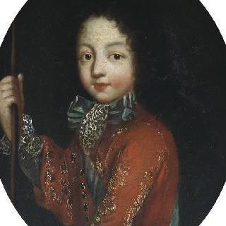 필립 오를레옹공작의 어린시절, 훗날 프랑스 섭정자