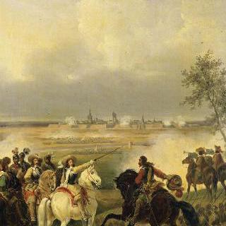 1637년 7월 26일 루이 13세의 랑드리시의 탈환