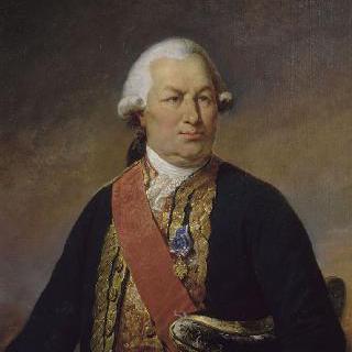 프랑수아 조제프 폴, 그라스 백작, 해군 사령관