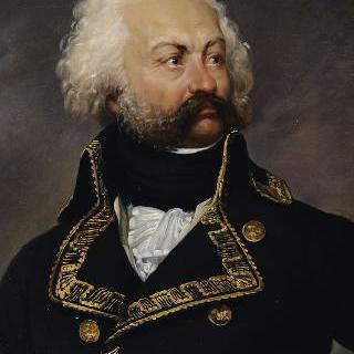 아담 필립의 초상, 퀴스틴 백작