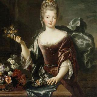 프랑수아즈 마리 드 부르봉, 블로아 마드무아젤, 1692년 오를레앙 공작 부인 이미지