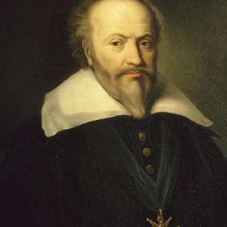 질 드 수브레, 쿠르탱보 후작, 프랑스 총사령관 (1626년 사망)