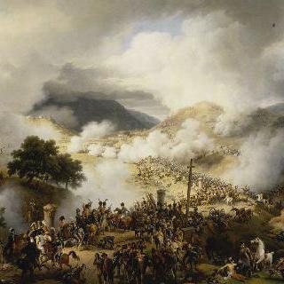 1808년 11월 30일 카스틸의 소모 시에라 고개의 전투