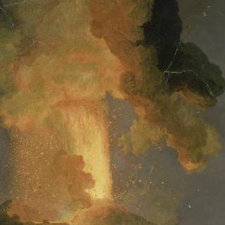 베수비오 화산의 분화