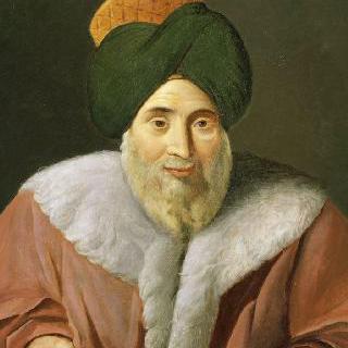 1798년 이집트 원정대 : 아브 달 사다, 이집트 원정대 시 카이로의 족장