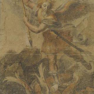 용을 무찌르는 성 미카엘