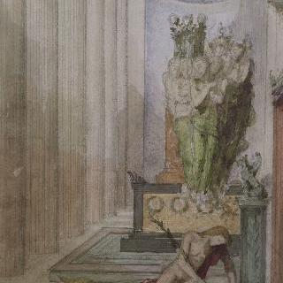 오레스테스와 복수의 3여신