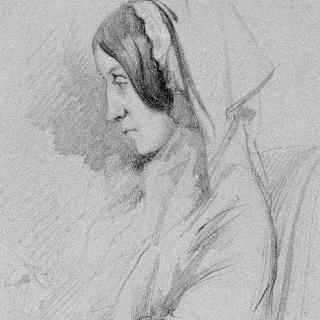 폴린 모로의 초상