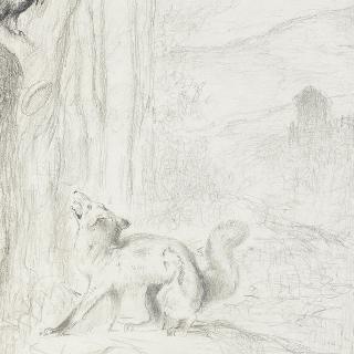 까마귀와 여우