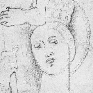 앵그로풍의 복제화 (성녀 헬레나)