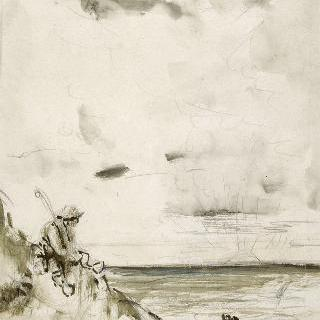 목동과 바다