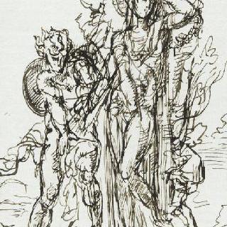 성 미카엘과 악마
