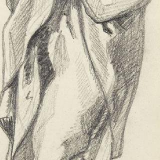 1852년 살롱 피에타의 성모 습작