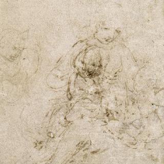 아기 예수를 안고 있는 성모와 성 요한
