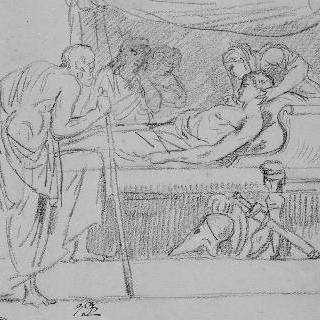 멜레아그르의 죽음