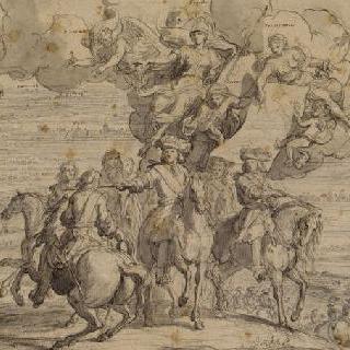 1672년 원정의 개시