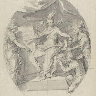 1674년 앵발리드 로열 호텔의 건설