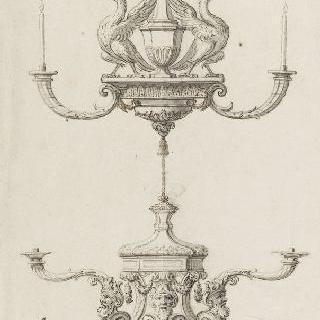 두 개의 촛대