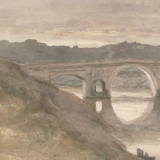 몰 다리의 테베레강